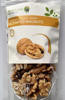 Walnuts NZ Grown Halves Freshly Activated Healthy Natural Crunchy 70 gram